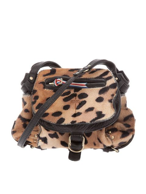 "<p>Jerome Dreyfuss leopard print bag, £599, at <a href=""http://www.farfetch.com/shopping/women/designer-jerome-dreyfuss/item10072810.aspx"">Farfetch</a></p>"