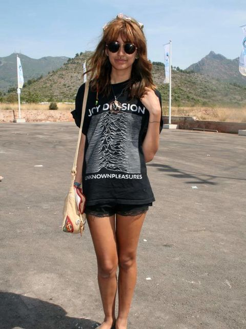 <p>Photo by Sara D'Souza.Priya, 18. T-shirt from Thailand, Topshop shorts, Zara shoes, Urban Outfitters sunglasses, bag from India.</p>