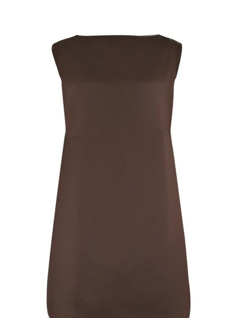 <p>If you buy one thing this season, make it a shift dress. Nailing the 60s trend in an instant, they're a timeless classic that can be worn now with bare legs and opaques later in the year… COS shift dress, £125, for stockists call 0207 478 0400</p>