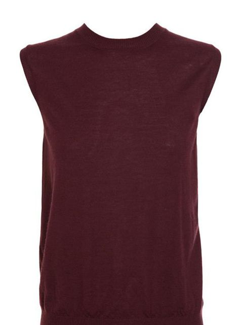 "<p>Nina Ricci cashmere tank top, £470, at <a href=""http://www.brownsfashion.com/Product/Women/Women/Clothing/Knitwear/Cashmere-silk_knit_tank_top/Product.aspx?p=3144834&pc=1949756&cl=4"">Browns Fashion</a></p>"
