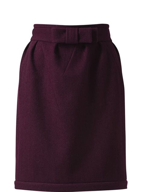 "<p>It may seem a little premature to be buying wool skirts, but trust us, this is the last ever +J for Uniqlo collection and is sure to sell out fast... +J pencil skirt, £39.90, at <a href=""http://shop.uniqlo.com/uk/store/clothing/plusj/women/"">Uniqlo</a>"