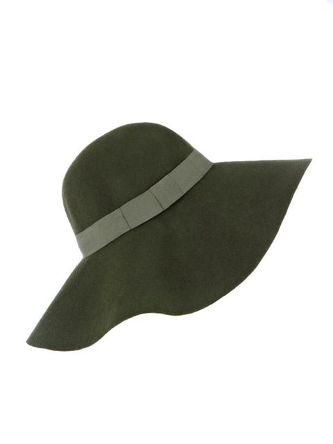 <p>Oasis floppy hat, £20, for stockists call 0845 899 0009</p>