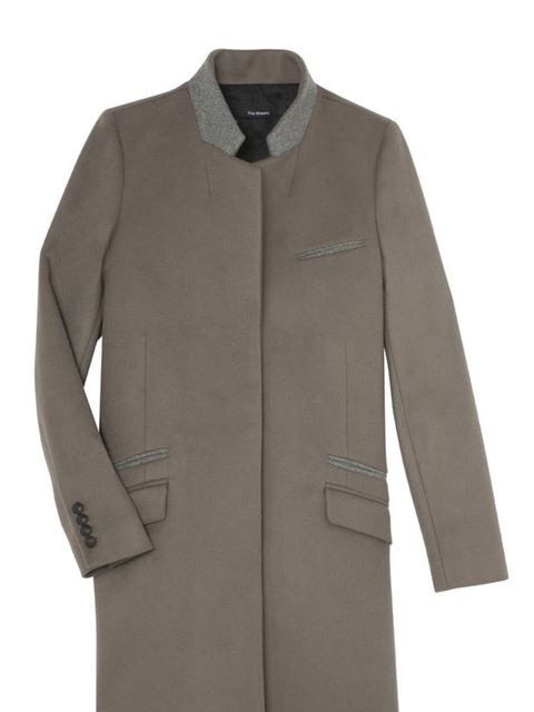 <p>The Kooples longline coat, £380, for stockists call 0207 589 7696</p>