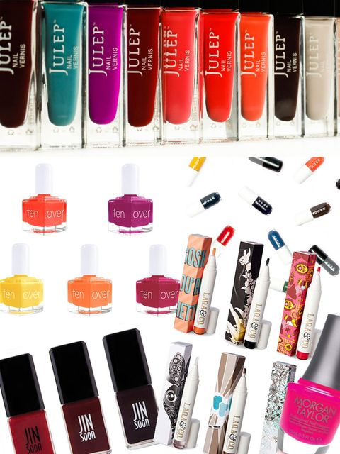 <p>When it comes to knowing your nail brands, think you've got it nailed? Think again.</p><p>There's a whole host of nail brands cropping up over the pond - some are making their way to the UK, others have yet to make the move.</p><p>But it's worth knowin