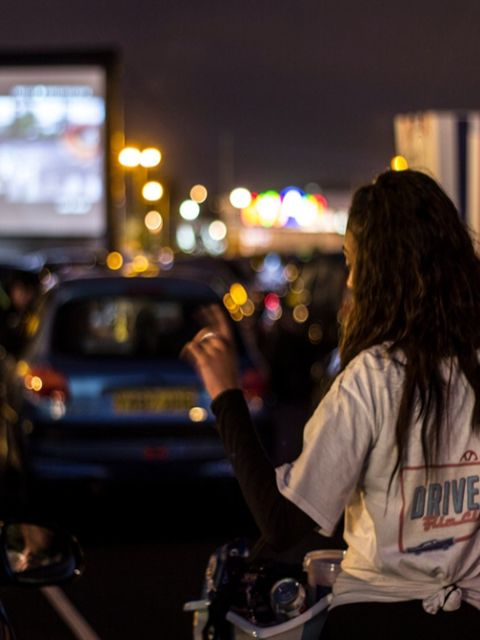 <p><strong>DRIVE-IN CINEMA:</strong></p><p>Ever wanted to experience a drive-in cinema just like the ones in the movies? Now's your chance! This weekend the Drive In Film Club, London's only Drive In cinema, is set