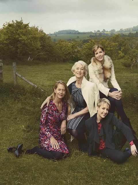 <p>'Meet Britain's Leading Ladies' shot by Annie Leibovitz for Marks &amp; Spencer</p>