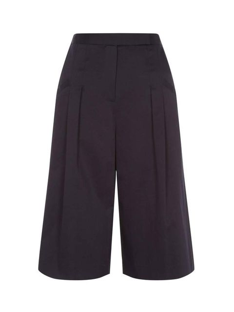 """<p>Digital Photo Assistant Lucy Johnston will wear these with a printed shirt tucked-in, bare ankles and a pair of brogues.</p><p><a href=""""http://www.hobbs.co.uk/product/display?productID=0114-8394-1144L00&productvarid=0114-8394-1144L00-OXFORD%20BLUE-16&r"""