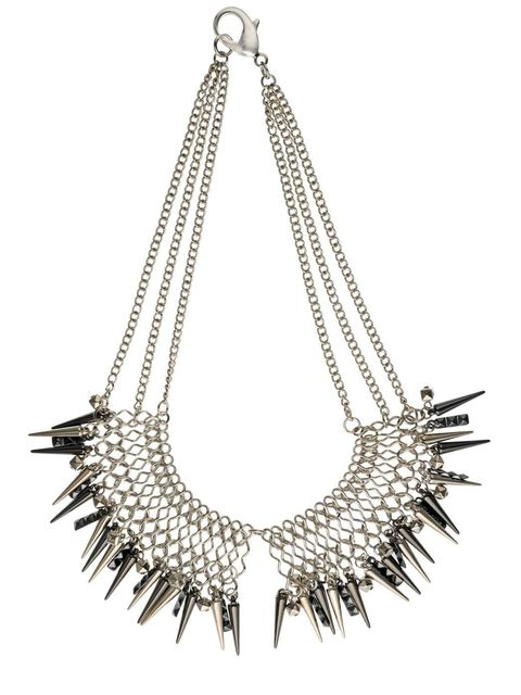 <p>Chloe Green accessories Autumn Winter 2012 for TOPSHOP </p>
