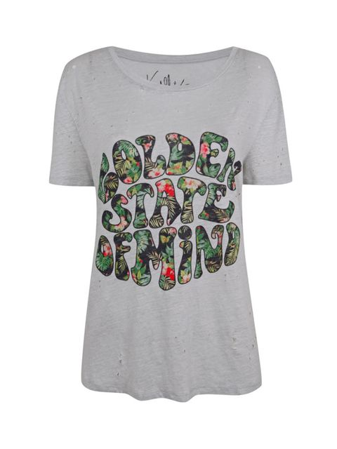 <p>Slogan t-shirt, £35</p>