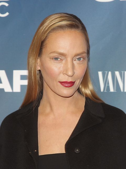 "<p>But at the launch for her new show <em>The Slap</em> in New York in February 2015, <a href=""http://www.elleuk.com/tags/uma-thurman"">Uma</a> debuted an altogether new look sporting barely-there, blonder-than-blonde brows.</p>"