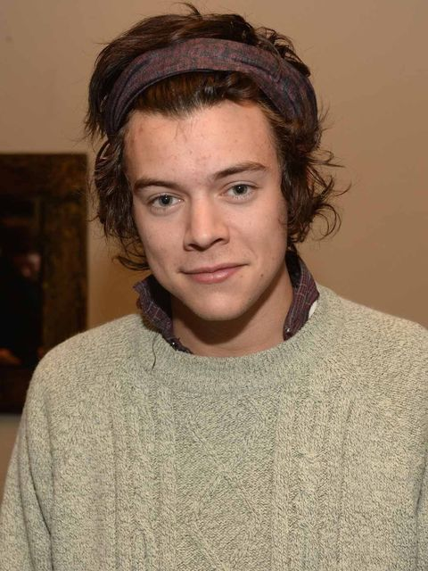 <p>Harry Styles attend the Sundance Film Festival 2014 in Utah. </p>