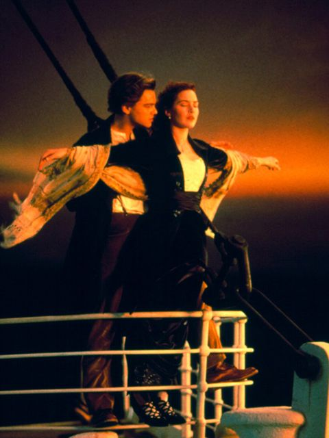 <p>Titanic, 1997</p><p>'Every night in my dreams, I see you, I feel you.'</p>