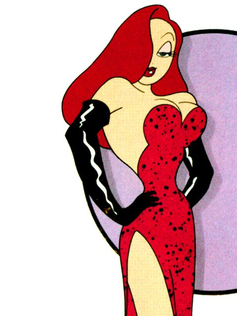 """<p><strong>Jessica Rabbit</strong></p><p>Who can deny the influence of Jessica Rabbit on the <a href=""""http://www.elleuk.com/star-style/red-carpet"""">red carpet</a>? Surely the most smouldering of all cartoon characters, this vampy chanteuse deals in high-oc"""