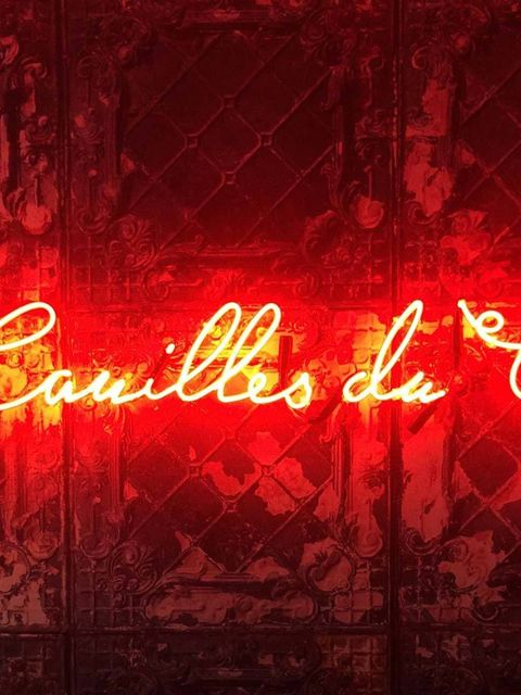 <p>DRINK: Les Couilles du Chien</p>  <p>For anyone accusing Soho of losing its filthy-fabulous appeal, may we call the first witness for the defence: new bar Les Couilles du Chien. The name, in case your GCSE French is a little dusty, translates as 'The d