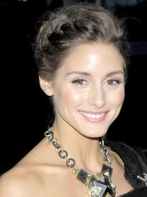 "<p><a href=""http://www.elleuk.com/star-style/celebrity-style-files/olivia-palermo"">Olivia</a> manages to look ethereal yet mature in her LBD with a dusting of silver shadow.</p><p>ELLE Loves: <a href=""http://www.bobbibrown.co.uk/product/2330/20493/Makeup/"