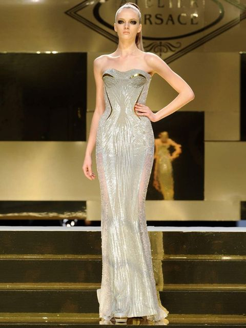 <p>Versace Haute Couture SS12</p>