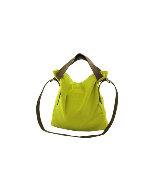 <p>Add a summery edge to your current wardrobe with Kate Critchley's exclusive new bag at Harvey Nichols… Kate Sheridan yellow slouch bag, £90, at Harvey Nichols, for stockists call 0207 235 5000</p>