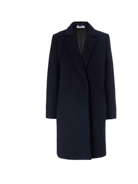 "<p>A well-made wool coat will see you through more than one winter - so if you're going to invest, opt for a silhouette and colour that will be fashionable this year <em>and</em> next.</p><p><a href=""http://www.whistles.co.uk/fcp/product/whistles//lux-ove"