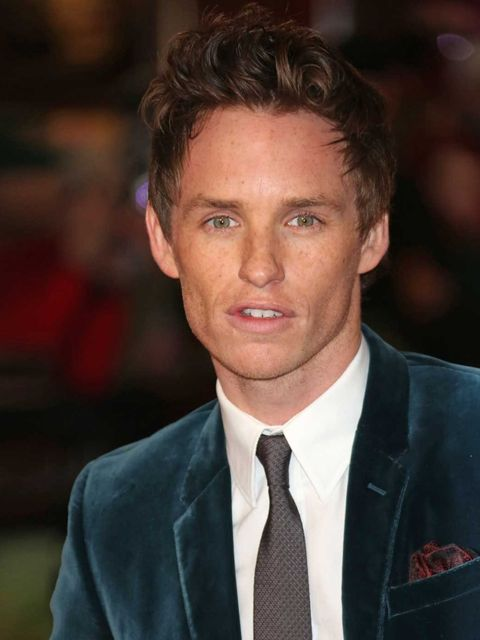 <p>Eddie Redmayne Christopher Bailey describes him as 'sickeningly talented'. We describe him as hot.</p>
