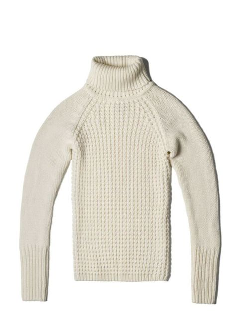 "<p><a href=""http://www.pullandbear.com/webapp/wcs/stores/servlet/category/pullandbeargb/en/pullandbear/29017/KNITWEAR"">Pull &amp; Bear</a> cream roll neck jumper, £17.99</p>"