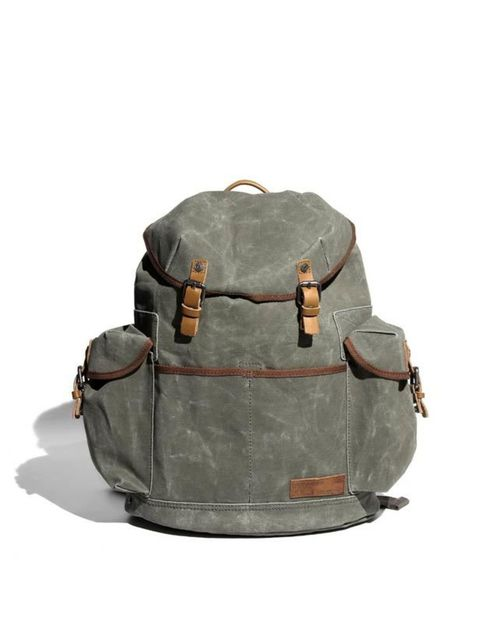 "<p>One thing's for sure, backpacks will always be our downtime bag of choice. So mix fashion and function with this inexpensive Esprit version… <a href=""http://www.esprit.co.uk/?LKZ=GB"">Esprit</a> khaki rucksack, £55</p>"