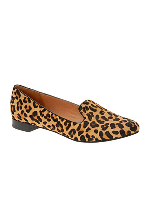 "<p><a href=""http://www.aldoshoes.com/uk/women/shoes/brogues-loafers/86541958-buschur/24"">Aldo</a> leopard print smoking slippers, £60</p>"