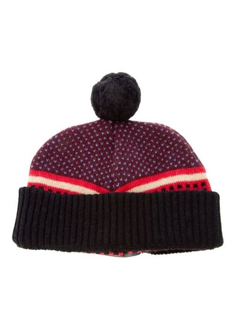 "<p>Feeling the chill on the walk to work? So have we. Which means it's time to start thinking about winter warmers- and you can't go wrong with this little number… Electronic Sheep bobble hat, £48, at <a href=""http://www.no-one.co.uk/shopping/women/search"