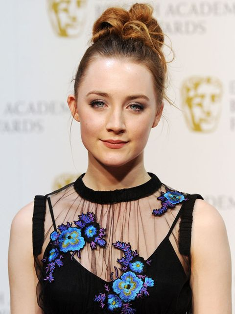 "<p><strong>Saoirse Ronan</strong>The 19-year-old actress has made a name for herself in films like The Lovely Bones and Atonement, and is currently wowing in <a href=""http://www.elleuk.com/star-style/news/elle-reviews-grand-budapest-hotel-wes-anderson-ral"