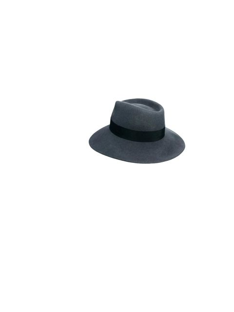 "<p>Add a dash of drama to daytime looks with this Whistles fedora £55, at <a href=""http://www.asos.com/Whistles/Whistles-Ribbon-Trim-Wool-Felt-Fedora/Prod/pgeproduct.aspx?iid=3391422&amp&#x3B;cid=6139&amp&#x3B;sh=0&amp&#x3B;pge=0&amp&#x3B;pgesize=204&amp&#x3B;sort=-1&amp&#x3B;clr=Grey"