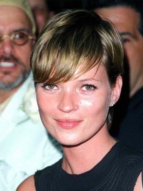 Kate Moss S Hair Evolution