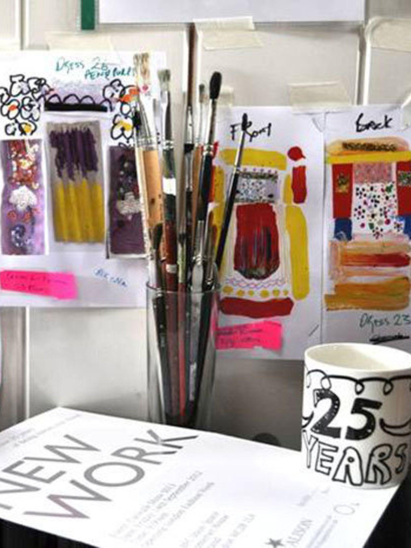 "<p>Design duo<a href=""http://www.elleuk.com/fashion/news/antoni-alison-open-lfw""> Antoni &amp&#x3B; Alison's</a> spring summer 2013 moodboard</p>"