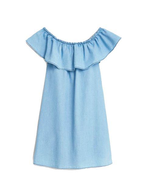 "<p><a href=""http://shop.mango.com/GB/p0/women/clothing/dresses/ruffled-dress/?id=51030339_50&n=1&s=prendas.vestidosprendas&ident=0_coleccionfalse_0_1436370143927&ts=1436370143927"" target=""_blank"">Mango</a> dress, £34.99</p>"