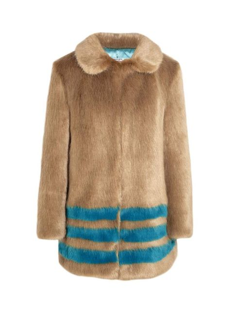 "<p>The faux-fur trend is only going to get bigger next season, and Shrimps is the name to know. Get yours now and gloat come autumn.</p><p>Shrimps coat, £595 at <a href=""http://www.net-a-porter.com/product/445459/Shrimps/wilma-faux-fur-coat"">Net-A-Porter<"