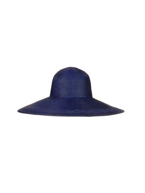 "<p>Digital Director Phebe Hunnicutt will channel her inner sun goddess in this sculpted hat.</p><p><a href=""http://www.topshop.com/en/tsuk/product/new-in-this-week-2169932/new-in-this-week-493/accessories-684/straw-edge-detail-floppy-hat-2817468?refinemen"
