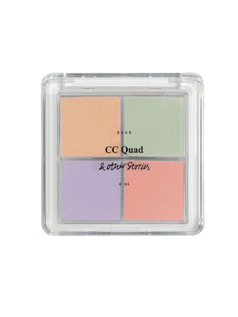 "<p><strong><a href=""http://www.stories.com/CC_Quad/594756-4023526.1"">& Other Stories, CC Quad, £12.00 </a></strong></p><p>A palette that cuts through the alphabetical skincare confusion, this is basically all you need to create a great base. Don't be put"