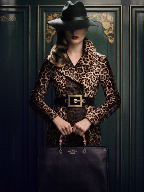 <p>Bamboo Shopper, Gucci.</p>