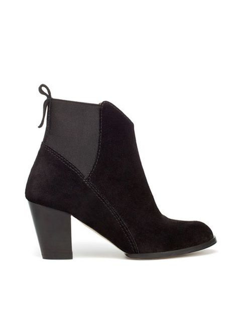 """<p>Are you embarking on the perennial boot hunt? Look no further than this pair from Zara… <a href=""""http://www.zara.com/webapp/wcs/stores/servlet/product/uk/en/zara-W2011/118149/586502"""">Zara</a> ankle boots, £69.99,</p>"""