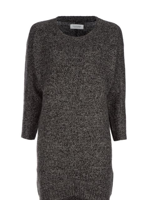 """<p>You can't go wrong with a marl grey knit which is why we're lusting after this Won Hundred jumper dress... Won Hundred knitted dress, £100, at <a href=""""http://www.no-one.co.uk/shopping/women/search/schid-776f6e20686e64726564/item10134092.aspx"""">No-One</"""