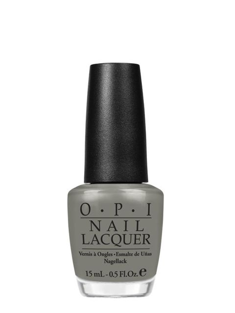 "<p>OPI nail enamel in 'Suzi Takes The Wheel', £10.50, at <a href=""http://www.lenawhite.co.uk/"">Lena White</a></p>"