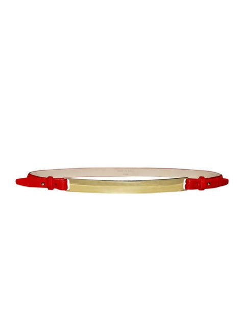"<p>Sass &amp&#x3B; Bide 'Truth be Told' belt, £180, at <a href=""http://www.glassworks-studios.com/product/sbi10043/"">Glassworks Studios</a></p>"