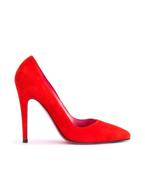 <p>Pointed pumps by Ursula Mascaro, £169, for stockists call 0207 493 8224</p>