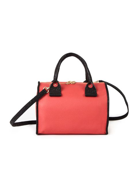 <p>See by Chloé bowling bag, £370, for stockists call 0207 893 8984</p>