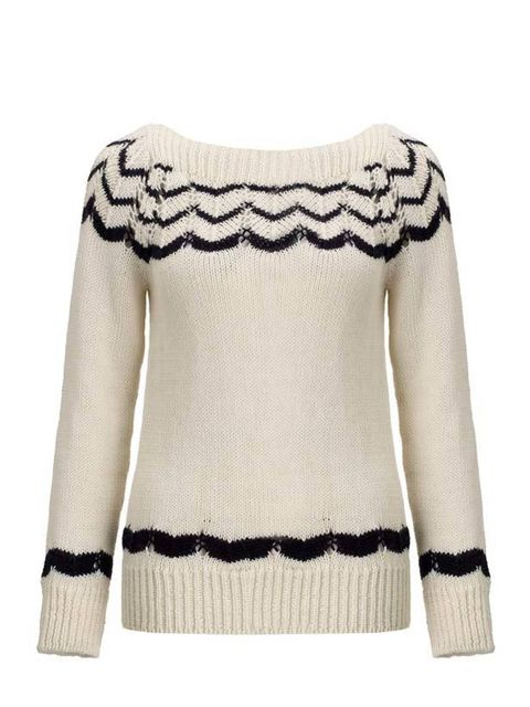<p>Whistles and eco label Ciel have teamed up to produce a go-with-everything alpaca jumper that you'll love for seasons to come… Whistles and Ciel alpaca jumper, £135, for stockists call 0845 899 1222</p>