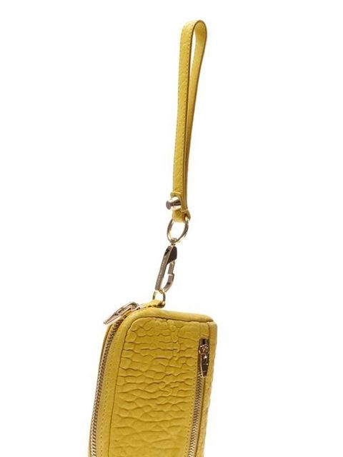 "<p>Alexander Wang is renowned for his accessories, so it's no wonder this yellow clutch has caught our eye. We'll be teaming it with an LBD for the upcoming party season… Alexander Wang yellow purse clutch, £165, at <a href=""http://www.brownsfashion.com/P"