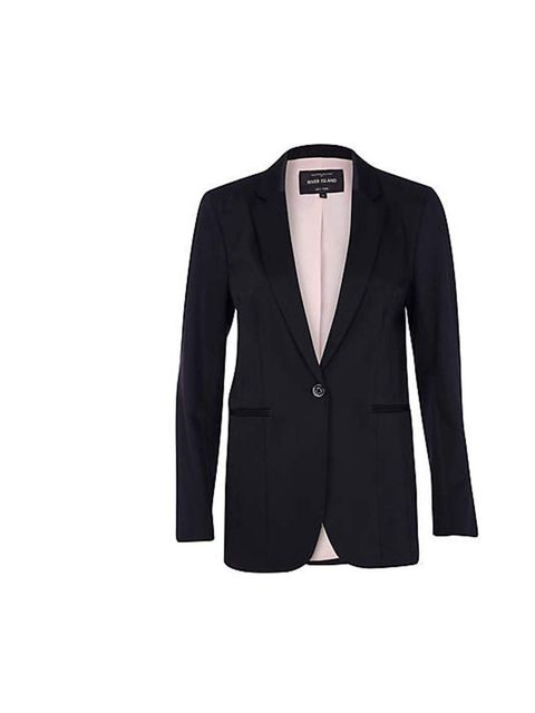 <p>Borrowing from the boys was a big trend on the A/W catwalks, but working it with a modern silhouette is all about the balance; a boxy jacket paired with tailored jeans, or a wide-leg trouser with a neatly-tucked shirt. Contrast is key too - stiff pinst