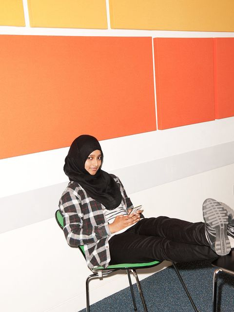"<p>Mohima Ahmed, 20, <span style=""line-height:1.6"">App developer</span></p>  <p>In a world of wannabe app developers scrambling to create the next Angry Birds, Mohima is a true force for change. She is trustee at Apps For Good, an award-winning, open-sour"