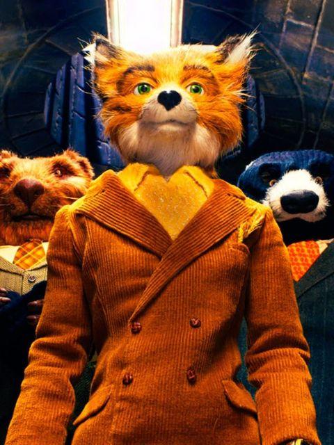 <p>Corduroy rules in Fantastic Mr Fox, 2009</p>