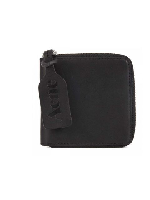 "<p>Acne wallet for him, £170, at <a href=""http://www.harveynichols.com/mens/categories/designer-accessories/small-leathers/s434608-leather-wallet.html?colour=BLACK"">Harvey Nichols</a></p>"
