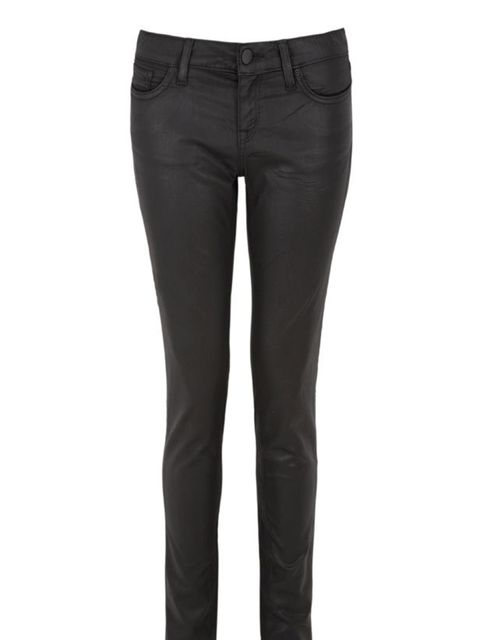 "<p><a href=""http://www.gap.eu/browse/product.do?cid=57389&vid=1&pid=874750"">Gap</a> waxed denim skinny jeans, £34.99 (was £49.95)</p>"