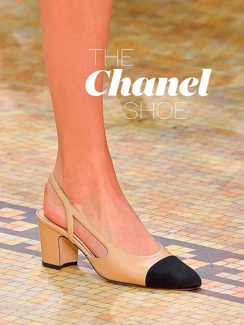 "<p>The <a href=""http://www.elleuk.com/fashion/news/chanel-autumn-winter-2015-catwalk-show-review-paris-fashion-week"" target=""_blank"">Chanel</a> shoe - The mid-heel transformed every single Chanel look. Polite, yes. But necessary...</p>"